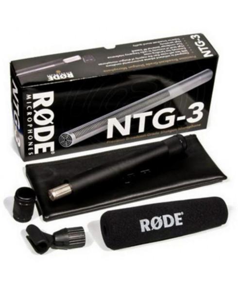 Rode NTG3B Black