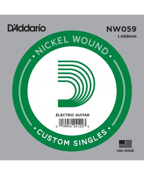Daddario NW059 Single String