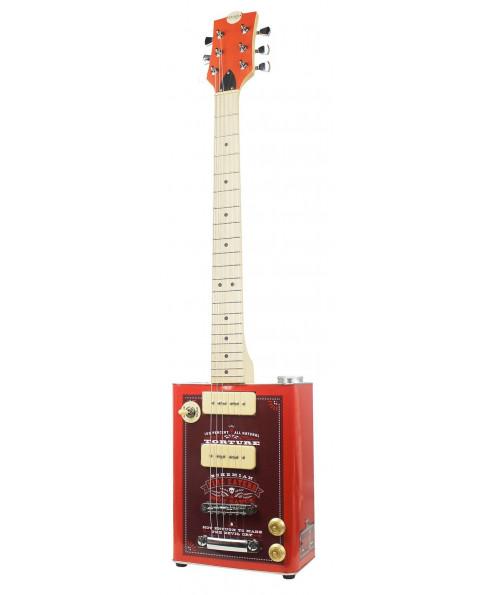 Bohemian Guitars Oil Can BG15 Hot Sauce