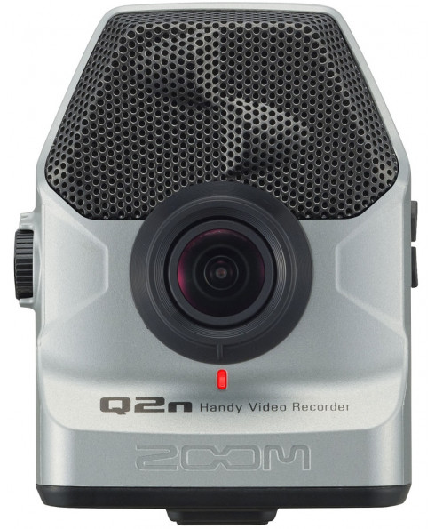 Zoom Q2n Silver