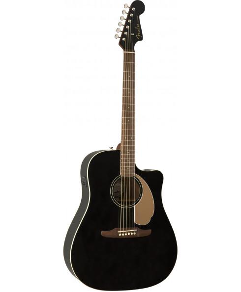 Fender Redondo Player Jetty Black Walnut
