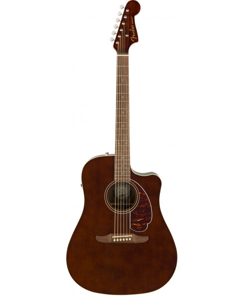 Fender Redondo Player Walnut Ed. Limitada