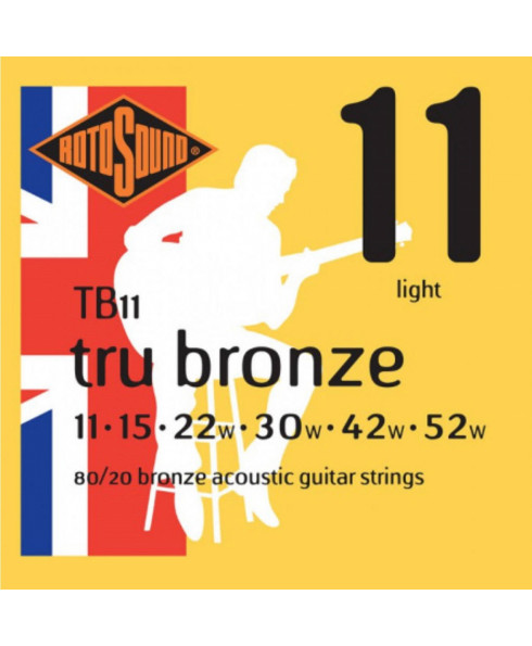 Rotosound TB11 Light