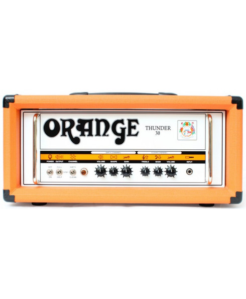Orange Thunder 30H - Stock B
