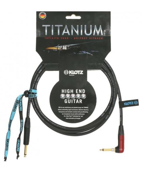 Klotz TIR0600PSP Titanium Silent Angled 6m