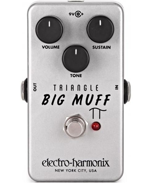 Electro Harmonix Nano Triangle Big Muff Fuzz