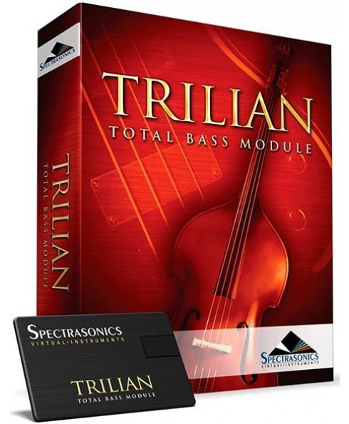 Spectrasonics Trilian - Total Bass Solution