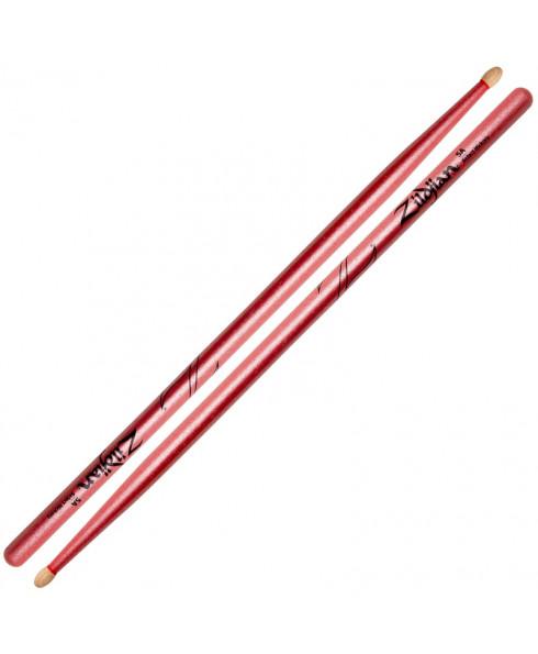 Zildjian 5A Chroma Pink