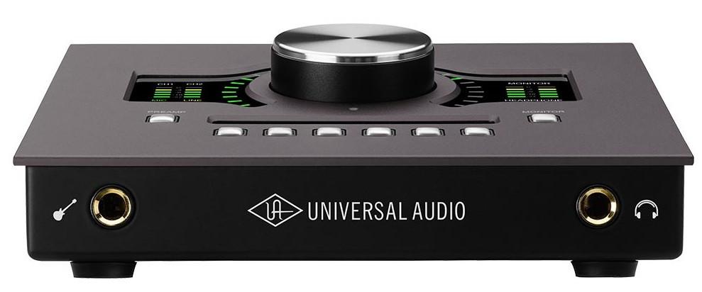 Universal Audio Apollo Twin MKII Duo - Interface Midi - Estúdio
