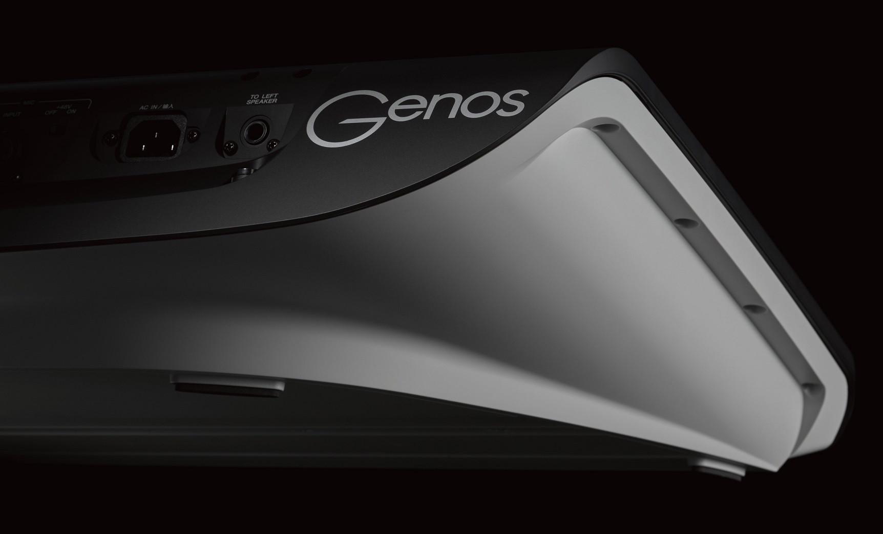 Yamaha Genos - Arranger - Teclados - Teclado - Musifex