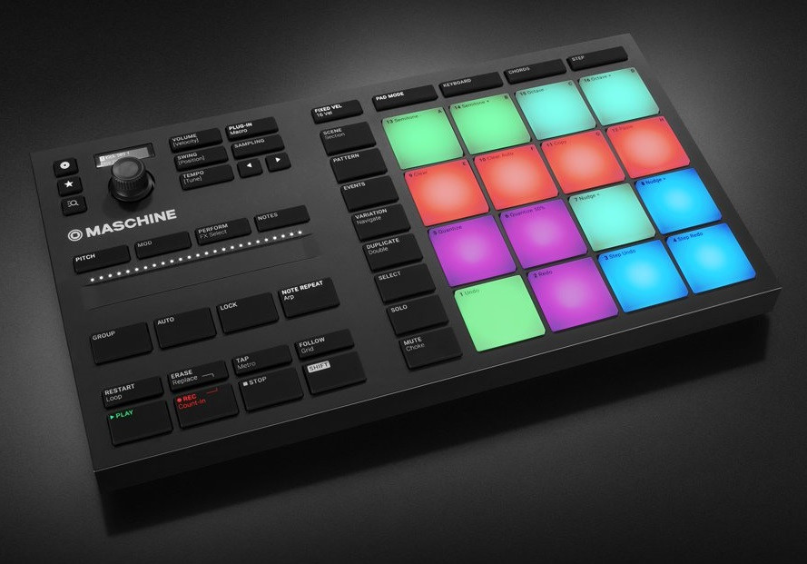 maschine factory library upgrade