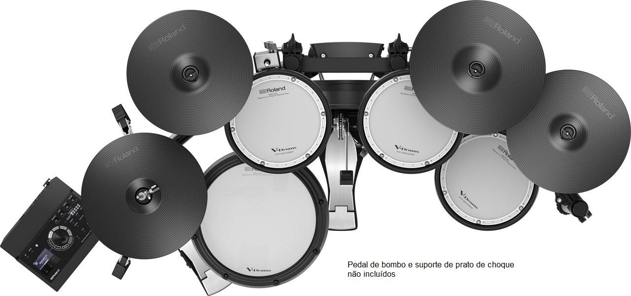 Roland TD-17KVX E-Drum - Kit Digital - Bateria Digital