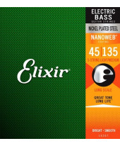 Elixir Nanoweb 14207 Light Medium