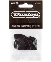 Dunlop Guitar Pick Jazz III Stiffo