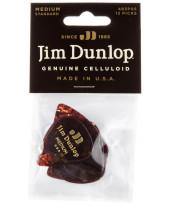 Dunlop Guitar Pick Celluloid Shell Medium