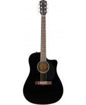 Fender CD60SCE Blk