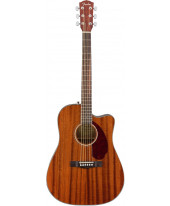 Fender CD-140SCE All Mahogany com Estojo
