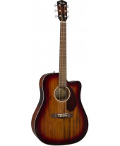 Fender CD-140SCE All Mahogany SEB com Estojo