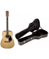 Fender CD-60 V3 Nat C/ Estojo