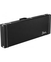 Fender Classic Series Wood Case Strat/Tele Black