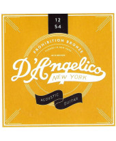 DAngelico DAPB1254 Prohibition Bronze