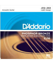DAddario EJ16 Light