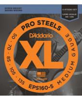 Daddario EPS160-5 Medium Long Scale