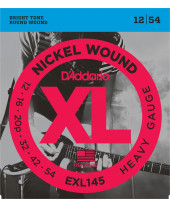 Daddario EXL145 Heavy/Plain 3rd