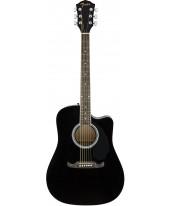 Fender FA-125CE Black