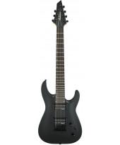 Jackson JS22-7 Dinky Satin Black