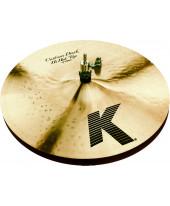 """Zildjian K-Custom Dark HiHat 14"""""""