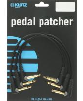 Klotz PP-AJJ0030 Pedal Patcher Angled 0.3m