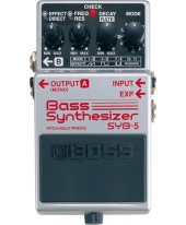 Boss SYB-5 Bass Syntesizer