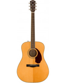 Fender PM-1E Standard Natural com case