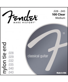 Fender 100CLEAR Medium
