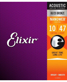 Elixir 11002 Extra Light