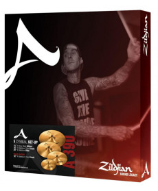 Zildjian Avedis A390 Box Set