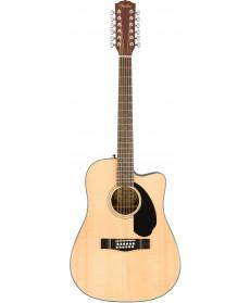 Fender CD-60SCE 12 Cordas Natural