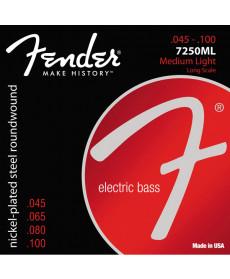 Fender 7250ML Medium Light Long Scale