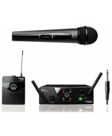 AKG WMS40 Mini Dual Vocal Instrumental Set