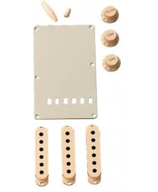 Fender Stratocaster Partes Kit Aged White