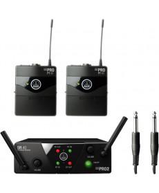 AKG WMS40MINI Dual Instrument