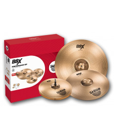 "Sabian B8X Performance Set + 14"" Thin Crash"