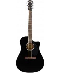 Fender CD60SCE Blk
