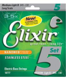 Elixir 45130 14777 Medium Light
