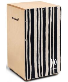 Schlaglwerk CP 560 Cajon Agile pro, Zebra