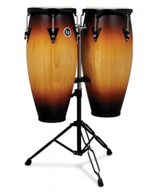 "Latin Percussion LP646NY 10""+11"" Conga Set VSB"