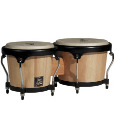 Latin Percussion LPA601-AW Aspire Bongos Natural