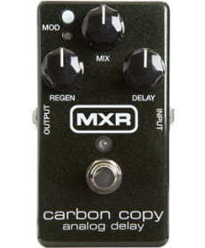MXR M-169 Carbon Copy Analog Delay