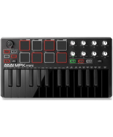 Akai MPK mini mkII Black Special Edition
